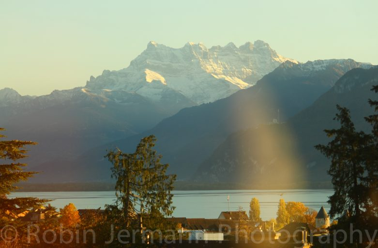 Switzerland: Les Dents du Midi