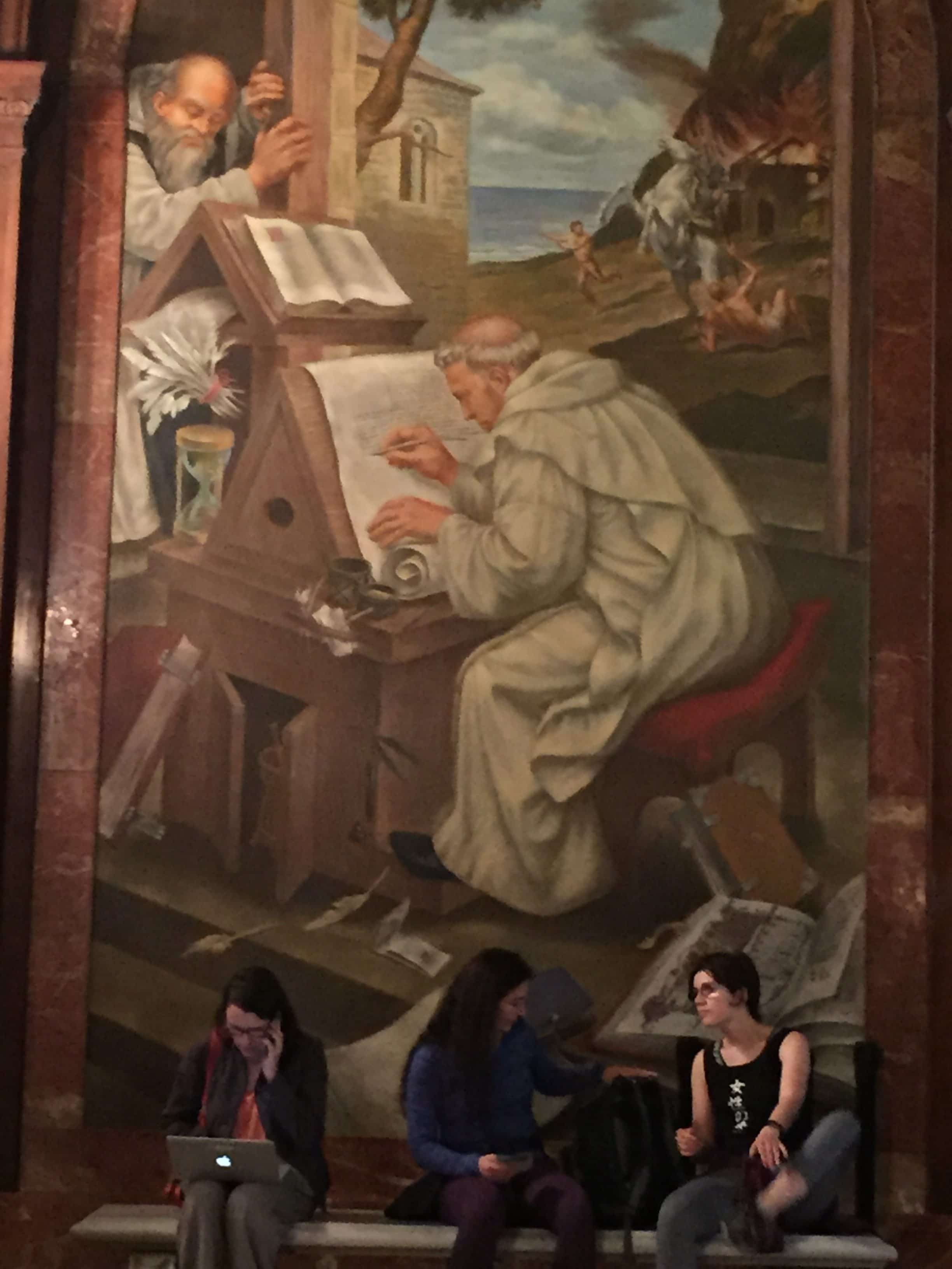 New York Public Library Art