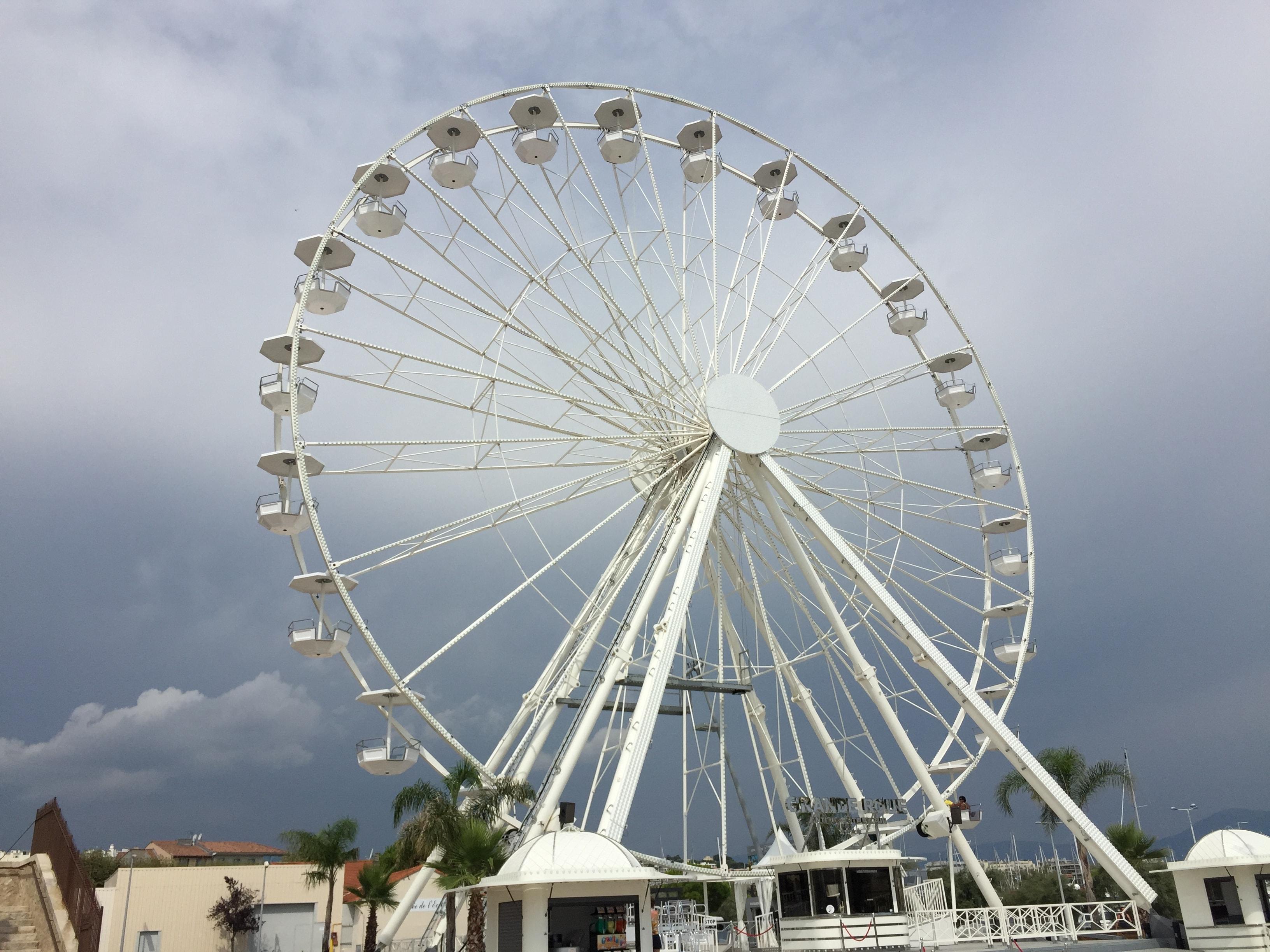 Antibes Ferris Wheel