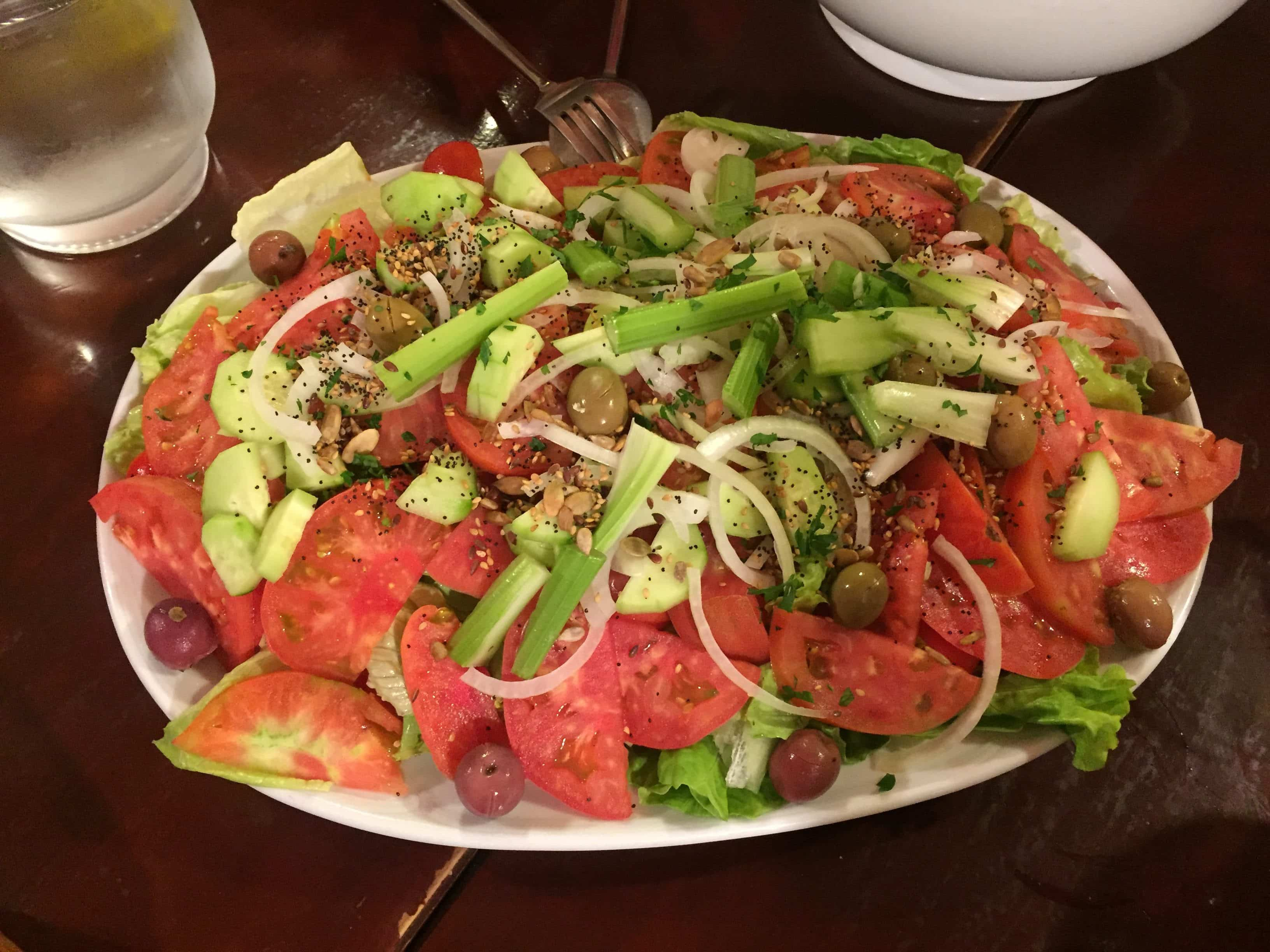 The most amazing salad