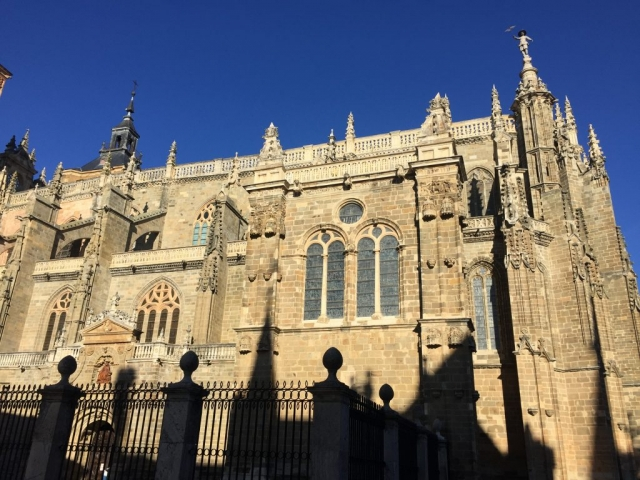 Cathedral in Astorga