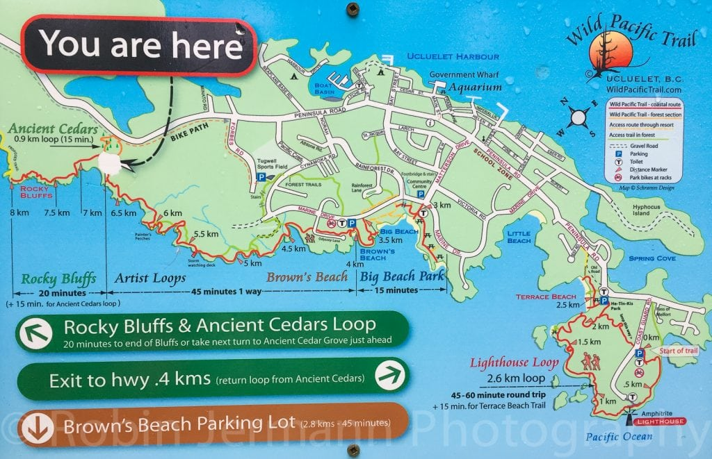 wild pacific trail map pdf