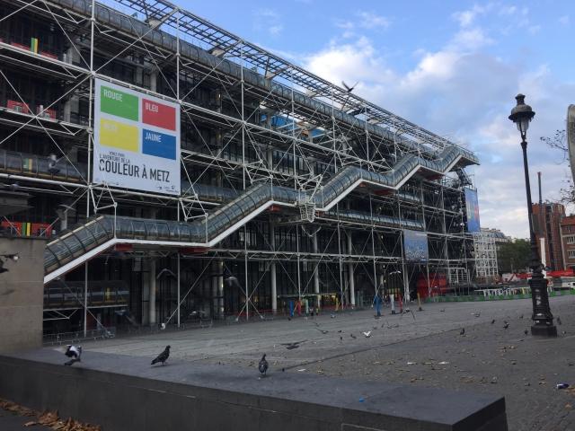 Le Pompidou