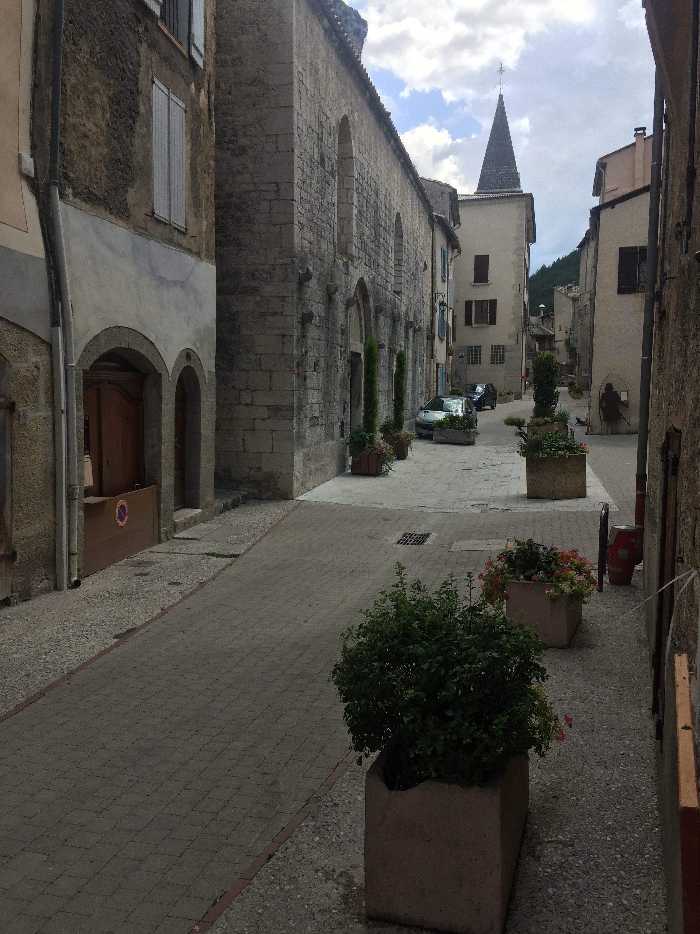 Streets of Castellane