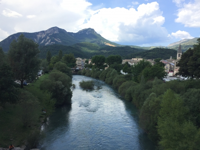 Views of Castellane