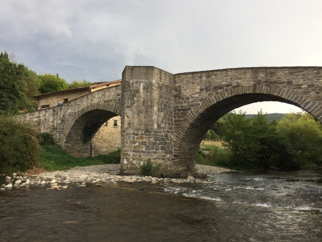 Bridge into Zubiri