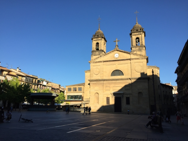Morning in Estella