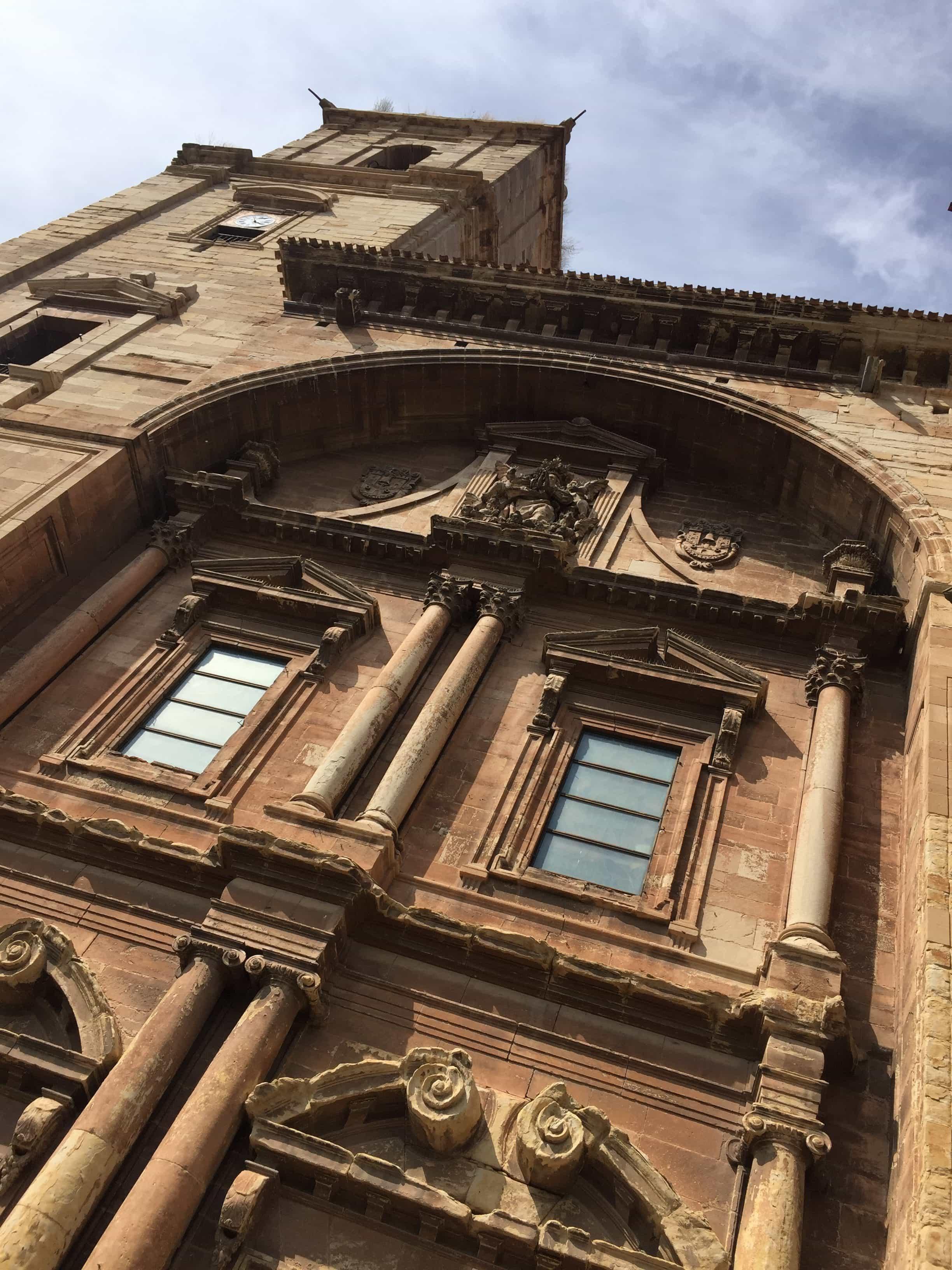 Architecture in Navarette