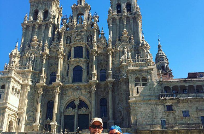 Day 41: O Pedrouzo to Santiago de Compostela