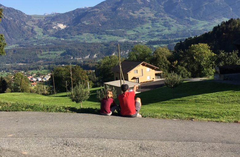 Road Trip: Switzerland,  Germany, France, Austria