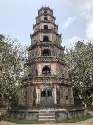 impressive temple