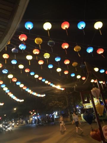 Lanterns in hoi An