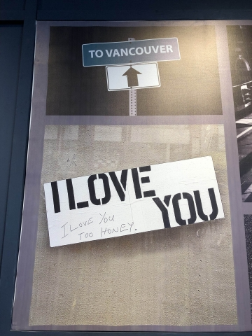 To Vancouver: I love you