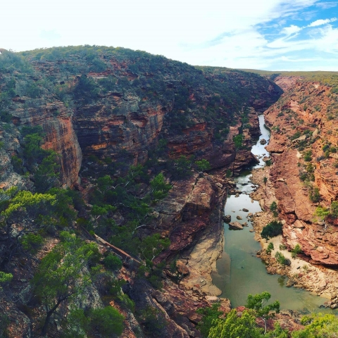 Beautiful Gorges of Kalbarri