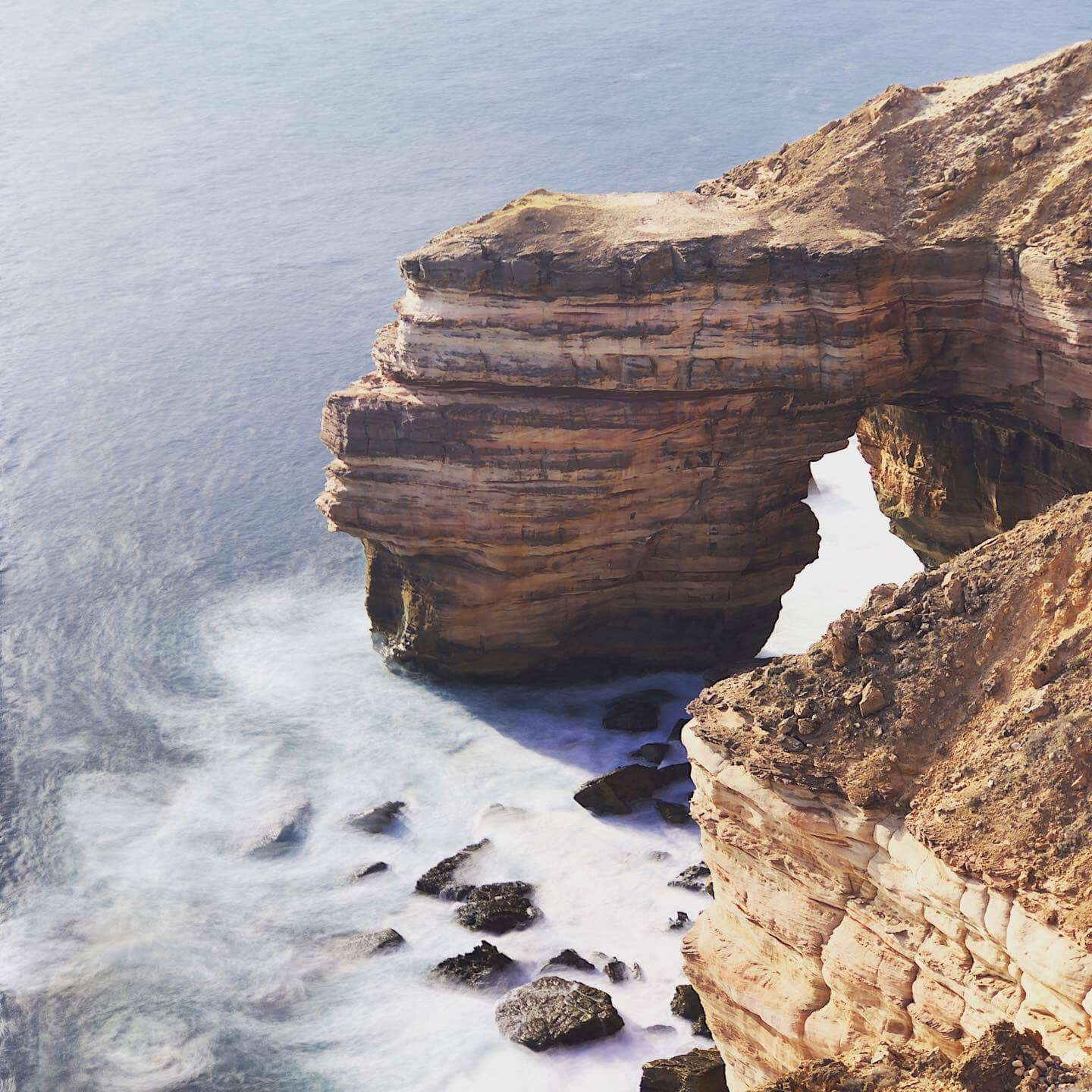 The rugged West Coast-Kalbarri National Park