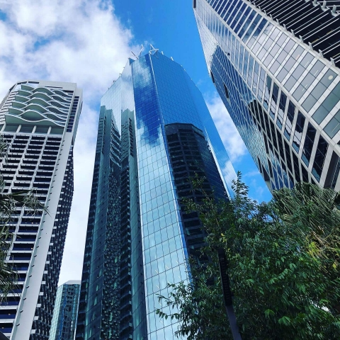 Brisbane Skyscrapers