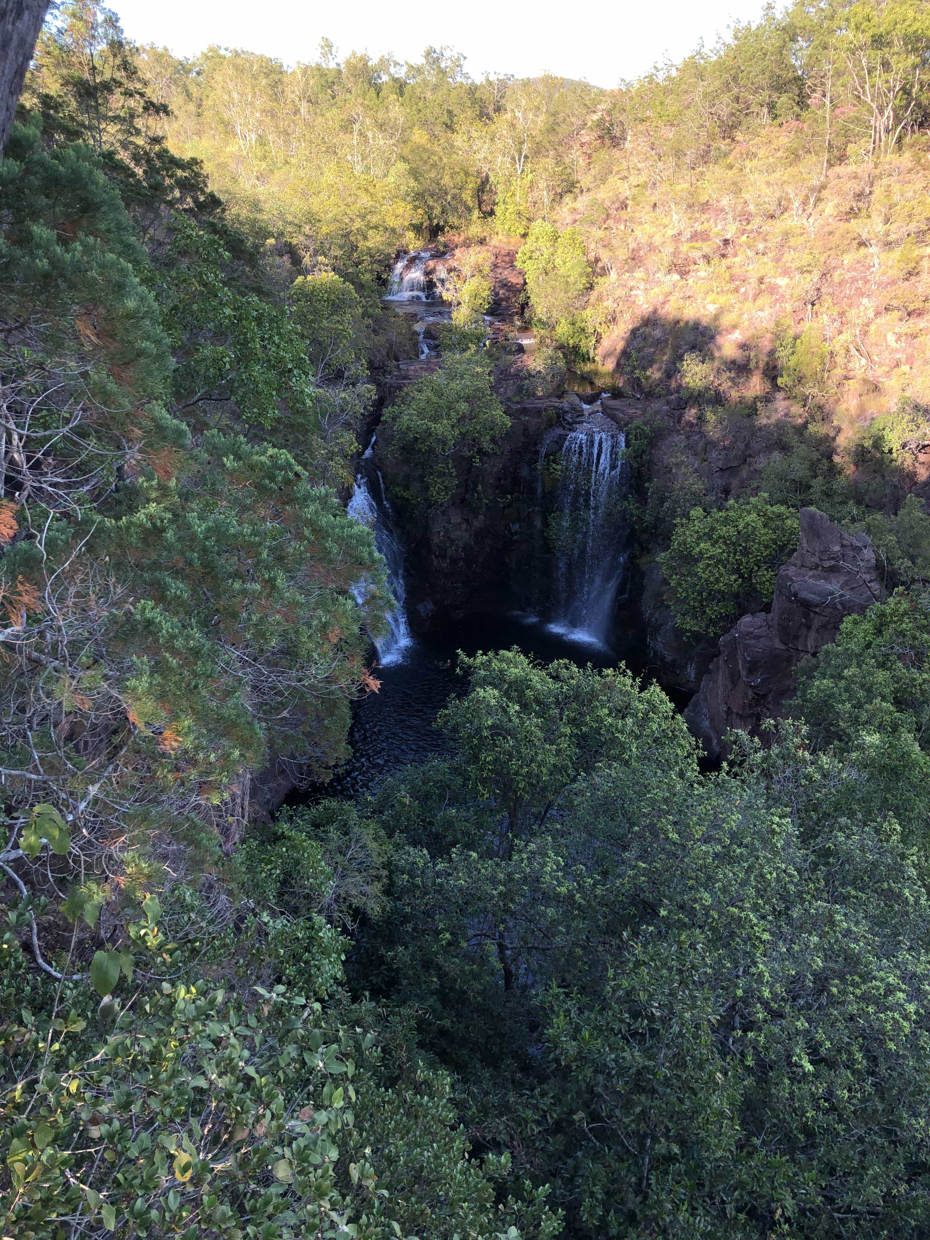 Beautiful Waterfalls at Litchfield National Park